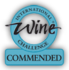 Commended wine International Wine Challenge